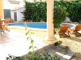 Apartment with pool, near the beach in Denia, Ondara