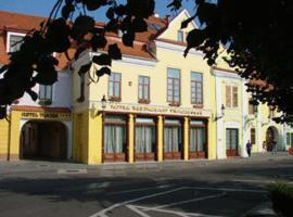 Hotel Traube, Mediaş