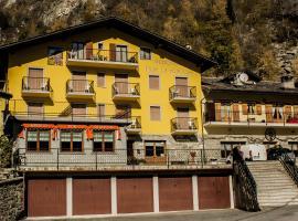 Hotel Fior di Roccia, Gaby