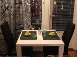 Ahjotar Apartment, Jyväskylä