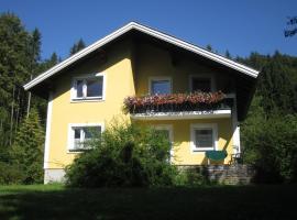 Ferienwohnung am Mühlenweg, Ebenau