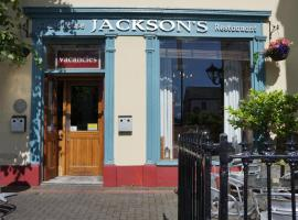 Jacksons Restaurant and Guesthouse