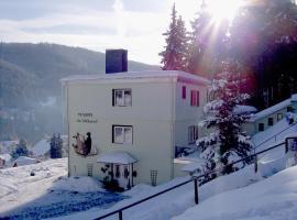 Pension Am Waldesrand, Ilmenau