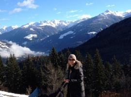 Ferienwohnung Traumblick Dolomiten, Winklern
