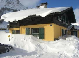 Haus Wallpach, Obertauern
