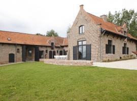 Vacation Home Landgoed de Monteberg, Dranouter