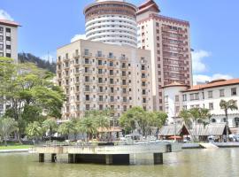 Hotel Guarany, Águas de Lindóia