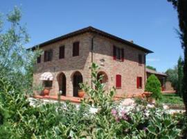 Holiday Villa in Cortona I, Pozzo