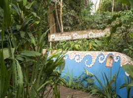 聖克拉拉旅館, Ilha de Boipeba