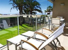 Apartment in Playa De Las Burras III, San Agustin