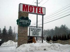 Emerald Isle Motel, Colline De Richmond