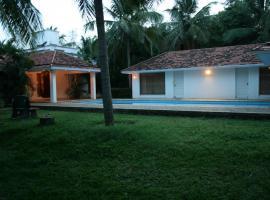 Parijatham Beach House, Covelong