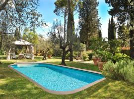 Villa S. Cristina fra Greve in Chianti e Impruneta, Impruneta