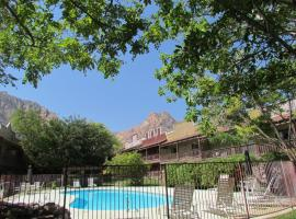 Bonnie Springs Motel and Resort, Blue Diamond