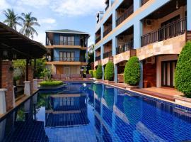 Victorian Samui Condominium, Chaweng Beach