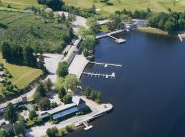Logis Hotel du Lac, Neuvic