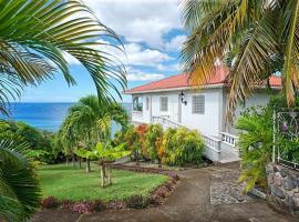 Caribbean Sea View Holiday Apartments, Méro