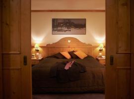 Hotel des Horlogers Le Brassus, Le Brassus