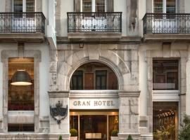 Gran Hotel España, Oviedo