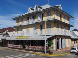 Hôtel des Palmistes, Cayenne