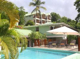 Marigot Beach Club & Dive Resort, Castries