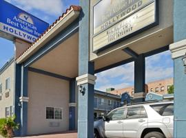 Americas Best Value Inn Hollywood, Los Andželas