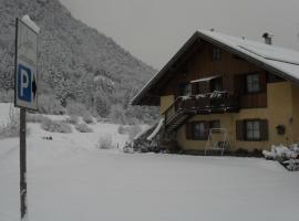 Bed and Breakfast Casa Fipinger, Panchia