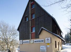 Ferienhaus am Skihang Rehefeld