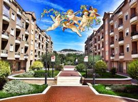 Assisi Casa degli Angeli, Santa Maria degli Angeli