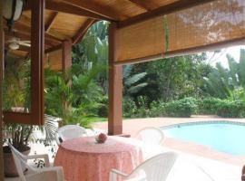 Aparthôtel Villa Panoramica, Camíbar