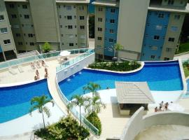 Apartamento Angra, Conceição de Jacareí