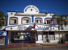 Hotel Diaz, Tijuana