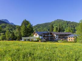Alpenhotel Weiherbach, Berchtesgaden