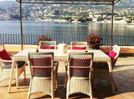 Cap Ferrat Luxury Terrace Sea Front, Saint-Jean-Cap-Ferrat