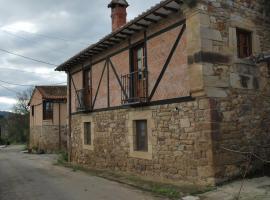 Casa La Lastra, Pámanes