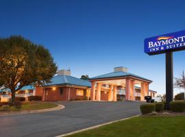 Baymont Inn and Suites Warrenton, Warrenton