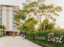 Saiyuan Buri Apartments by TropicLook, Praia de Rawai