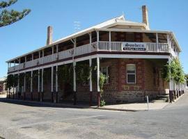 Sonbern Lodge Motel, Wallaroo