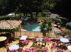 Hôtel Les Palmiers, Bormes-les-Mimosas