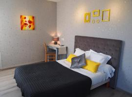 Hotel Auberge du Cheval Blanc, La Forêt-sur-Sèvre