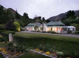 Grasmere Lodge, Cass