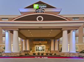 Holiday Inn Express and Suites Forth Worth North - Northlake, Elizabethtown