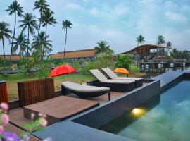 Aquatic Floating Resort, Cochin