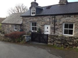 Garth Engan B&B with private lounge, Llanbedr