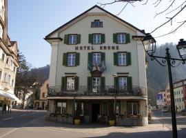 Hotel Krone, Bad Ragaz