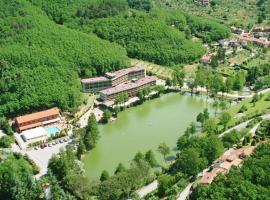 拉戈佛得角酒店, Serravalle Pistoiese