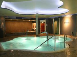 Berga Resort - The Mountain And Wellness Center - Spa, Berga