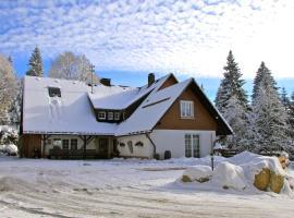 Haus Sonneck, Schluchsee