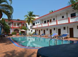 Anjuna Beach Resort, Anjuna