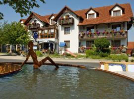 Hotel Garni Thermenoase, Bad Blumau